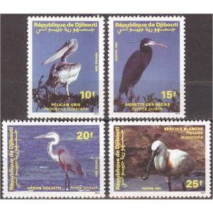 Djibouti - linnud 1991, **