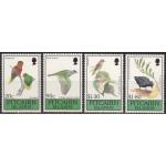 Pitcairn Islands - linnud 1990, **