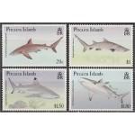 Pitcairn Islands - kalad 1992, **
