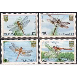 Tuvalu - kiilid 1983, **