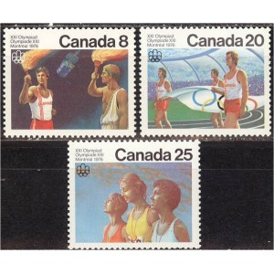 Canada - Montreal 1976 olümpia (XII), **