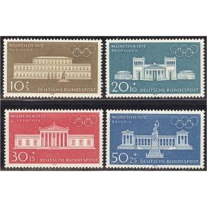 Saksamaa - München 1972 olümpia (II), **