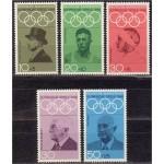 Saksamaa - Mexico 1968 olümpia, **