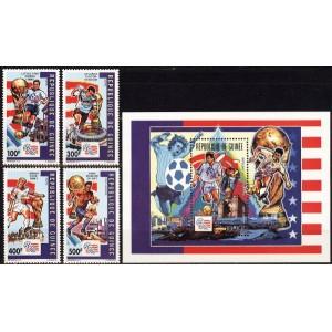 Guinea - jalgpalli MM, USA 1994, **