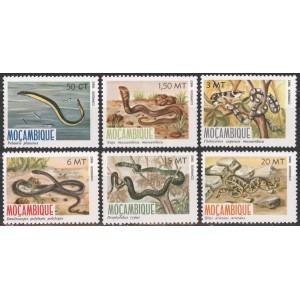 Mosambiik - roomajad 1982, **