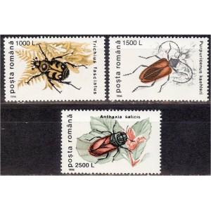 Rumeenia - putukad 1996, **