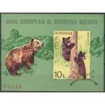 Rumeenia - karud 1980, templiga