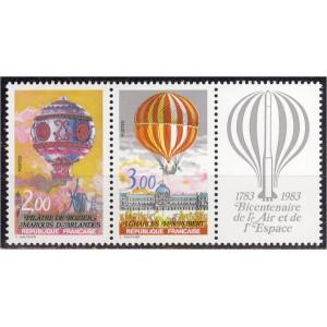 Prantsusmaa - õhupallid 1983, **