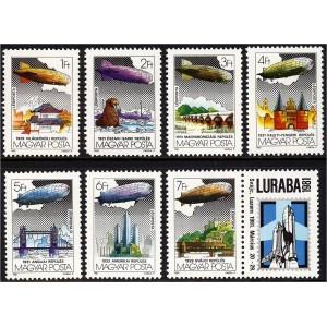 Ungari - Zeppelinid 1981, **