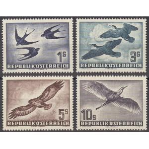 Austria - linnud 1953, **