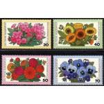 Saksamaa - lilled 1976, **