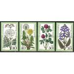 Saksamaa - lilled 1977, **