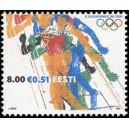 Eesti 2006 - Torino 2006 olümpia, **