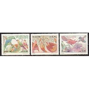 Brasiilia - linnud, jõulud 1986, **