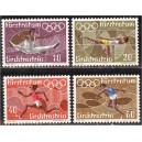 Liechtenstein - München 1972 olümpia, **