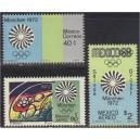 Mehhiko - München 1972 olümpia, **
