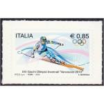 Itaalia - Vancouver 2010 olümpia, **