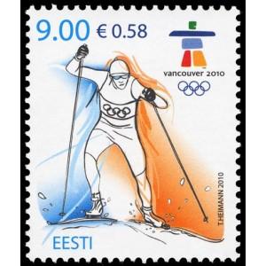 Eesti 2010 - Vancouver 2010 olümpia, **