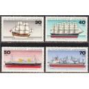 Saksamaa - laevad 1977, **