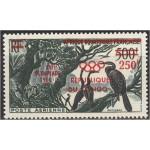 Kongo - Rooma 1960 olümpia, ületrükk **