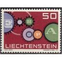 Liechtenstein - Europa 1961, **