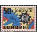 Liechtenstein - Europa 1967, **