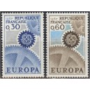 Prantsusmaa - Europa 1967, **