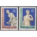 Itaalia - Europa 1974, **