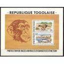 Togolaise - loomad, MNH