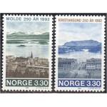 Norra - Molde ja Kristiansund 250 a. 1992, **