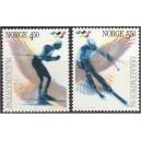 Norra - Lillehammer 1994, paraolümpia, **