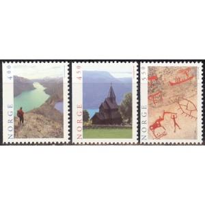 Norra - turism 1996, **
