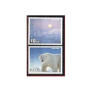 Norra - jääkaru 1996, MNH