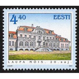 Eesti - 2001 Laupa mõis, **