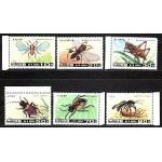 Põhja-Korea - putukad 1993, MNH