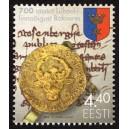 Eesti - 2002 700 a Lübecki linnaõigust Rakveres, **