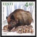 Eesti - 2002 fauna - metssiga, **