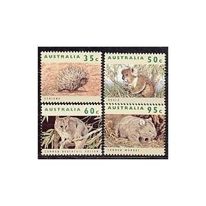 Austraalia - loomad, puhas (MNH)
