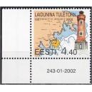 Eesti - 2002 Laidunina tuletorn, nurk va **