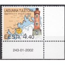 Eesti - 2002 Laidunina tuletorn, nurk pa **