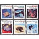 Palau - merefauna, kalad 1985, **