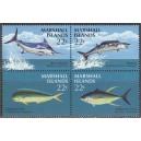 Marshall Islands - merefauna, kalad 1986, **