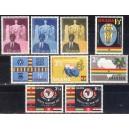 Ghana - varia 3 seeriat (I) 1959, **