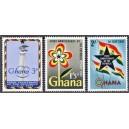 Ghana - Vabariigi 1. aastapäev 1961, **