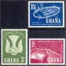 Ghana - Belgradi konverents 1961, **