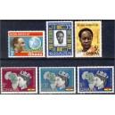 Ghana - varia 2 seeriat (V) 1961, **