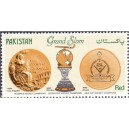 Pakistan - hokimeeskonna saavutused 1985, **