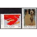 Island - Europa / CEPT 1975, **