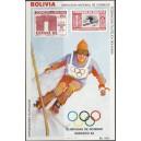 Boliivia - Sarajevo 1984 olümpia (I), **