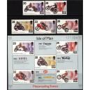 Isle of Man - mootorrattad, motosport 1993, **